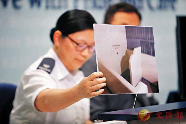 香港怀孕女警:不敢看暴乱新闻 怕影响响胎儿