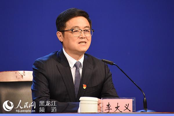 李大义拟任大兴安岭地委书记 前任已进京任职