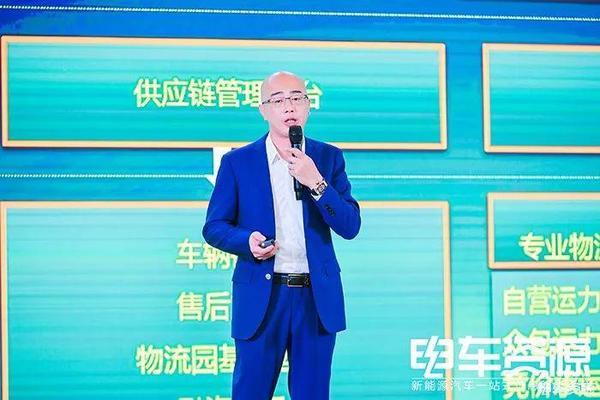 郑伟志:志说新语Ⅲ 新能源物流的运营之道