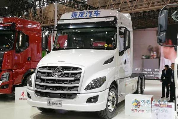 """中国卡车网深度""""逛车展"""",述说卡车江湖"""