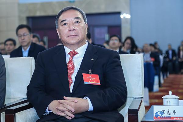 中国建材董事长宋志平谈聚焦实业:区块链要做 水泥也要做