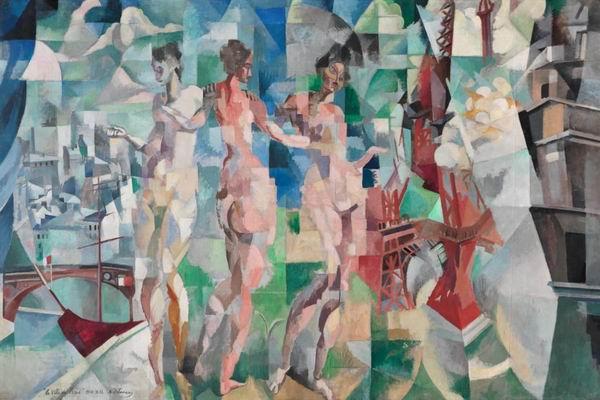 看蓬皮杜与西岸携手带来的浓缩当代艺术史