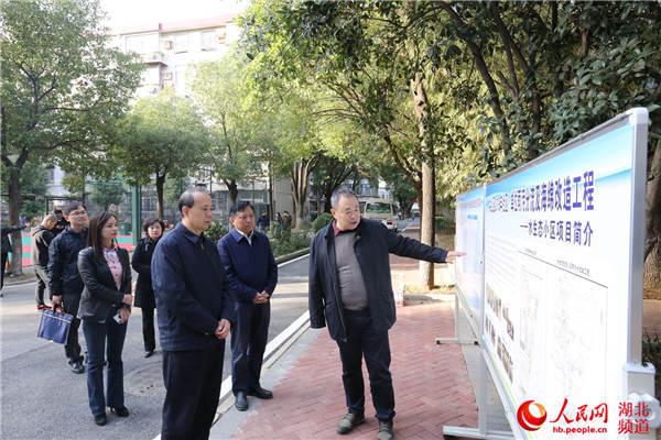 武汉洪山:以主题教育为动力 推动水环境质量持续改善