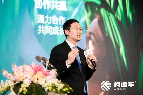 科迪华大中华区总裁谈中国数字农业:新生代农民增多令人欣