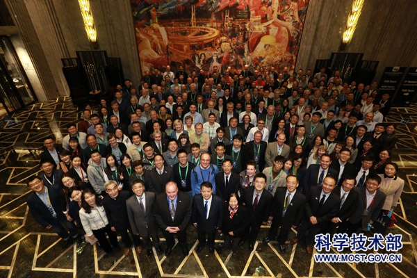 平方公里阵列射电望远镜(SKA)上海大会暨第六届SKA工程大会在上海开幕