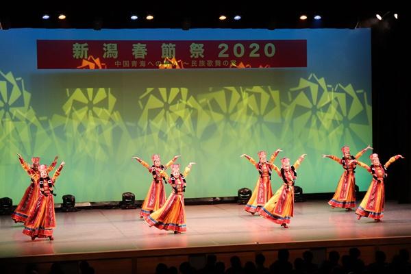 """""""2020新潟春节祭""""促进中日民间交流"""