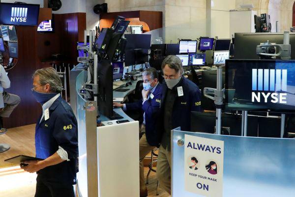 英媒分析:金融市场为何对美乱局反应冷淡