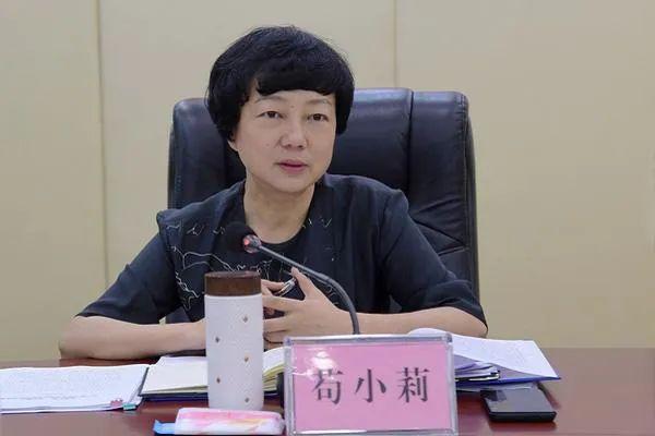 苟小莉任内江市委常委组织部部长 曾多次被不实举报图片