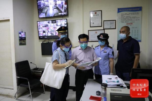 全程监督 守护北京市民菜篮子图片