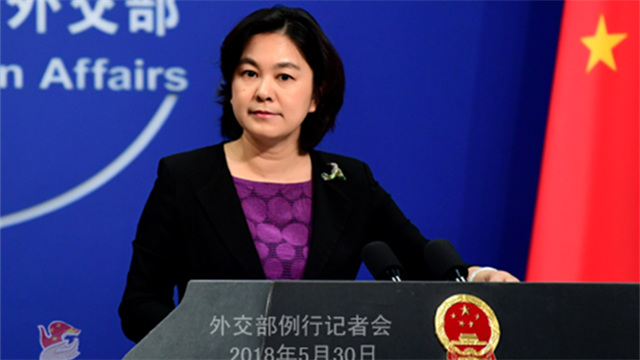 外交部回应中国留学生希望回国