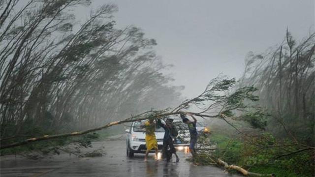 卷土重来?台风专家:未来三天这些地区将有特大暴雨