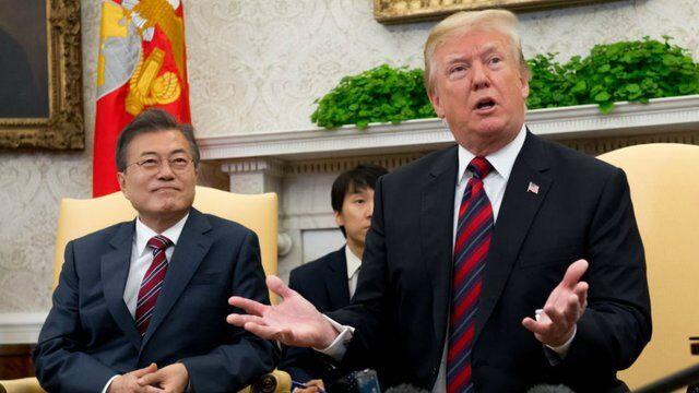 六合彩开奖结果白宫:特朗普和文在寅将在9月底的联大举行会晤