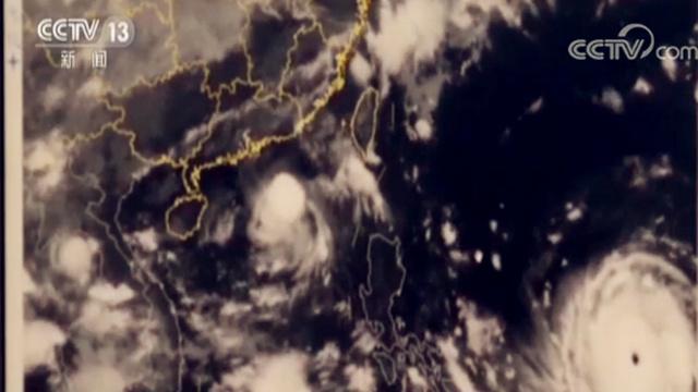 """2018年""""最强台风""""来袭?16号将登陆广东沿海 风雨影响严重"""