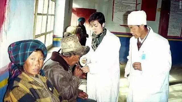 李飞飞在西藏的日子