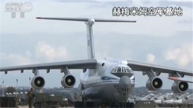 俄驻叙一军机在地中海上空遇袭失联 14人生死未卜