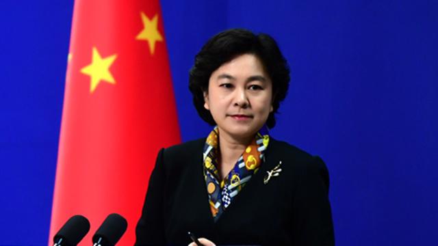 美副总统对南海大放厥词 中国外交部连发三问怒怼