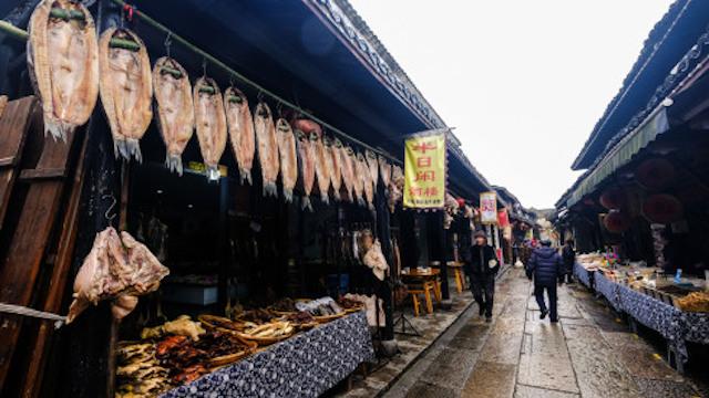 滚动:味识家乡|绍兴味之传承:腌、糟、霉、酱源于勤俭劳作