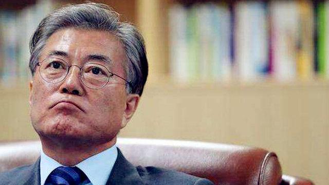 韩国总统文在寅任命统一部新长官 不久前宣布内阁大规模重组