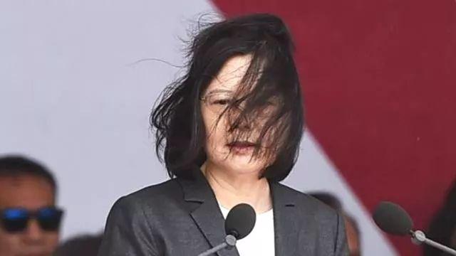 台媒:蔡英文破坏五权制衡 早已
