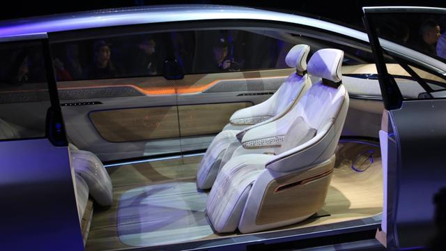 智能再进化 荣威Vision-i概念车究竟有多强?
