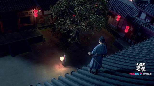《长安十二时辰》首曝动画版预告   雷佳音、易烊千玺领衔主演
