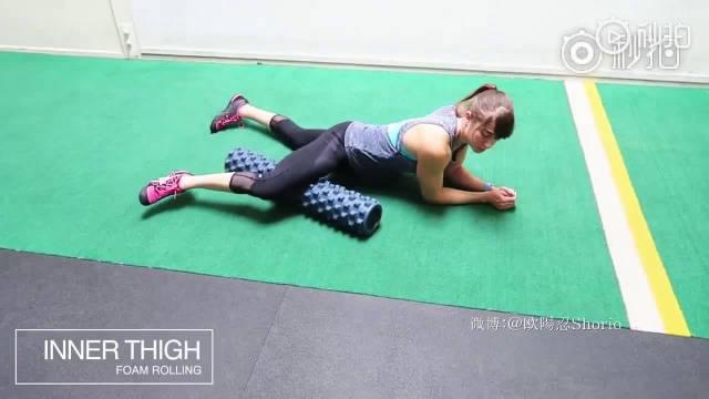 21个动作强化以及拉伸内收肌群/大腿内侧