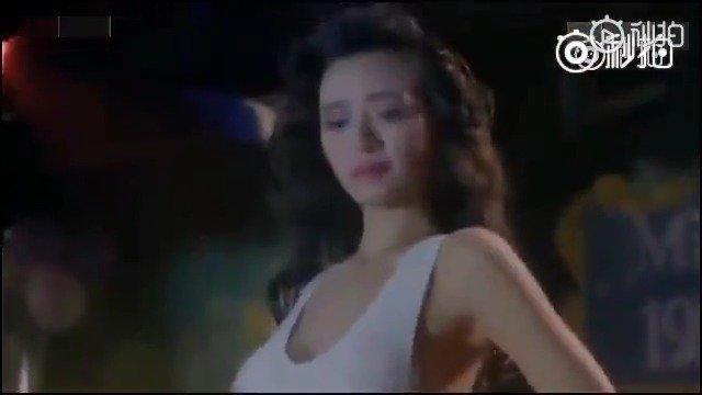 曾经的香港巨星叶子楣经典片段混剪
