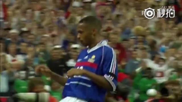 亨利在世界杯赛场的5大经典时刻