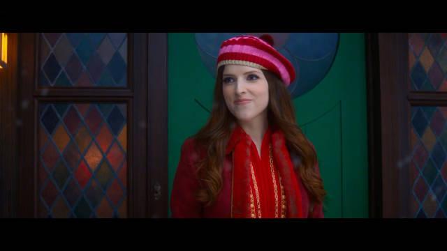 迪士尼女圣诞老人新片《诺艾尔》发布预告,安娜·肯德里克