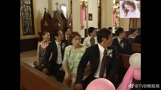 """马国明竟来许志安和胡杏儿的婚礼上捣乱?关键时刻喊出了""""反对""""!"""
