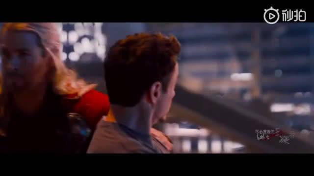 漫威 DC混剪,燃向踩点爽到让人起鸡皮疙瘩,蜘蛛侠帅哭我!