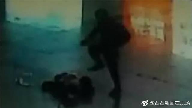 女孩拒绝搭讪遭殴打 施暴者事后淡定去跳广场舞