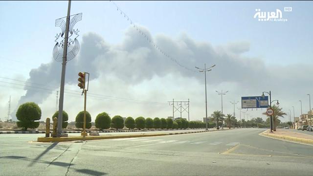 沙特油田遇袭 美国称将抛战略库存稳定油市