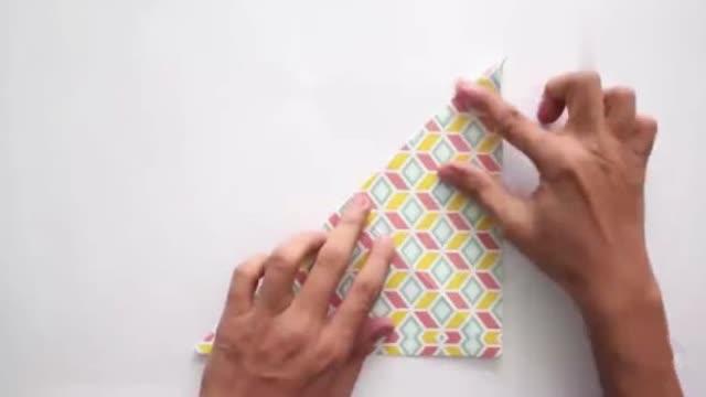 3分钟教你,折3种非方形的礼物盒,建议先马再看!!!