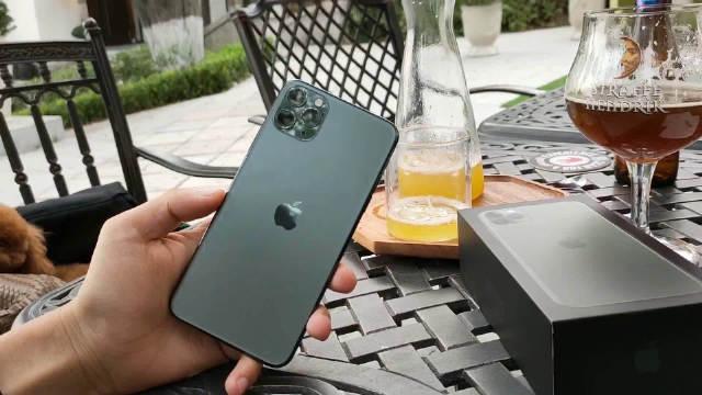 随意聊下iPhone 11 Pro max:正面和前代区别不大