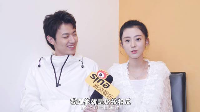 新浪娱乐独家对话谢承泽徐沐婵