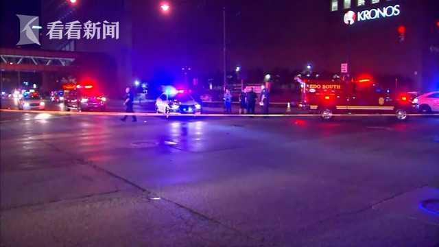 美印第安纳波利斯市枪击案致6伤 警方:或系未成年人群体打架斗殴