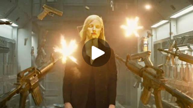 一分钟看完《X战警:黑风凰》 里面的外星人到底有多厉害