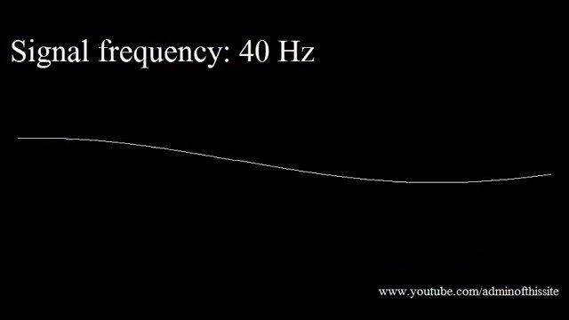 20赫兹到20000赫兹,来测试一下你的耳朵能听到的赫兹范围