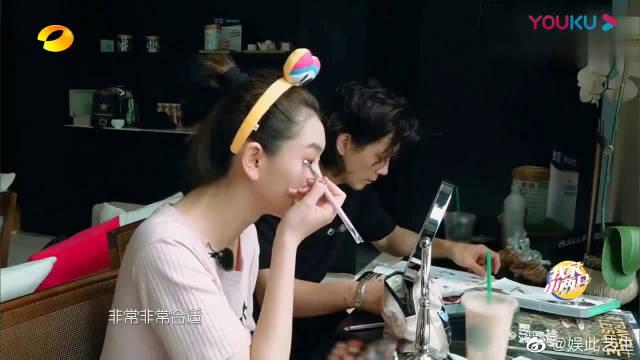 戚薇给李承铉解释歌词把自己绕进去,大张伟:跟我待一个月就懂了!