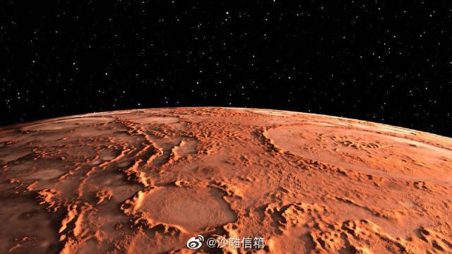 NASA发现火星或曾有生命:探测器在火星发现硫酸盐沉积物