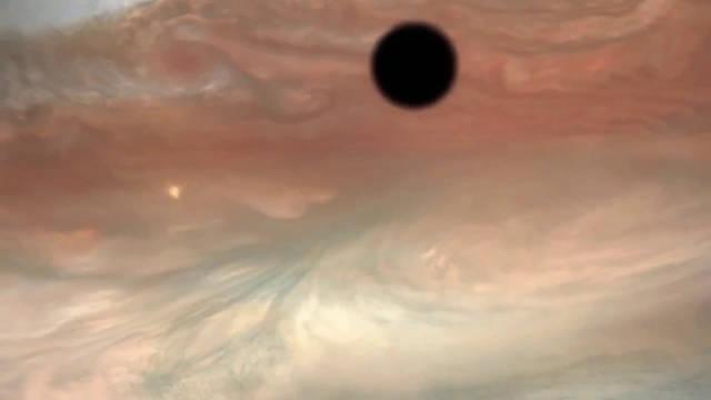 看!这就是朱诺号第22次近距离的飞越木星,超级震撼!