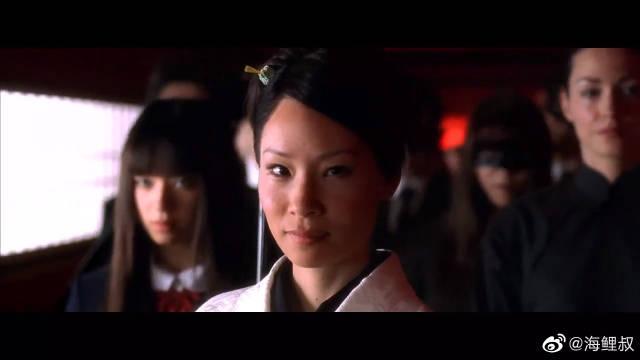 《杀死比尔》刘玉玲一出场就自带背景音乐,燃爆了