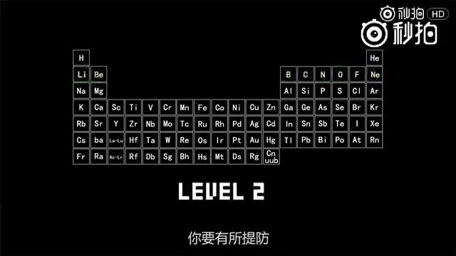 另类解读元素周期表,118个元素118种死法 ,涨姿势了!!!
