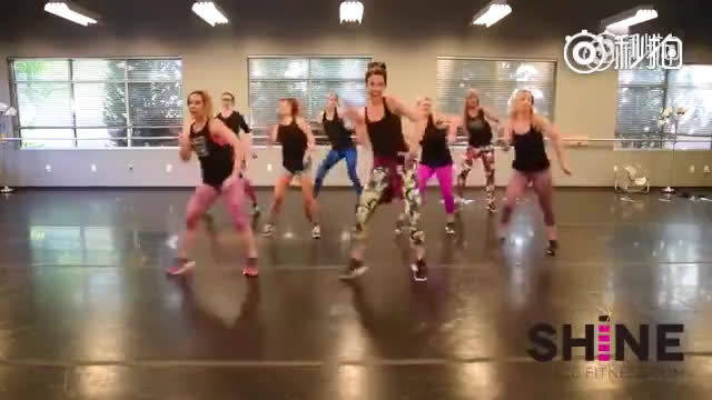 【超燃脂的减脂健身舞】