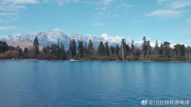 风吹日晒自由自在,新西兰冬日皇后镇美景欣赏