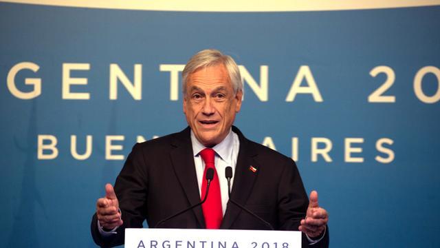 智利总统宣布惠民改革平息抗议:提高养老金降药价,保证最低工资