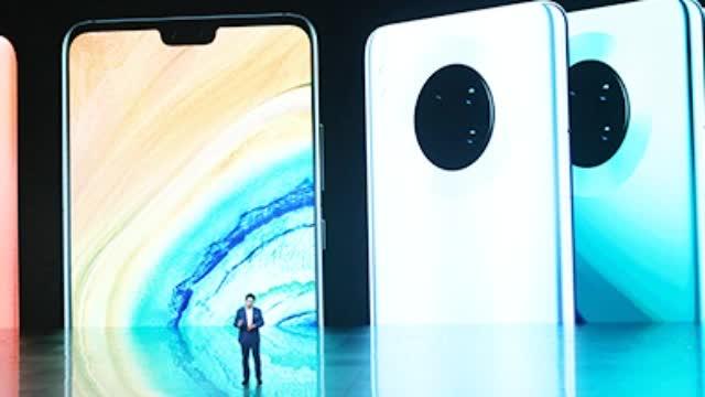 华为Mate30 5G手机热销,概念股近全线飘红
