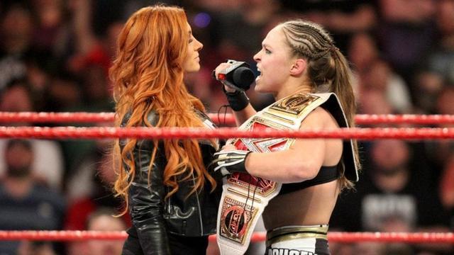 WWE贝基·林奇:粉丝渴望看到我同隆达·罗西的1V1单挑