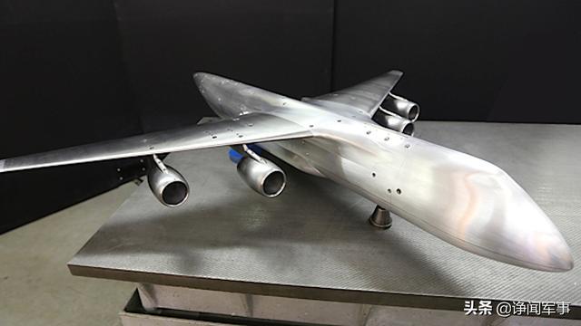 """安-124替代者曝光,绰号""""大象""""!俄罗斯没有乌克兰照样玩大运?"""